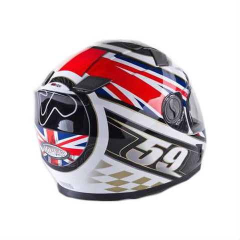 Viper RSV9 Helmet - UK 59 Flag