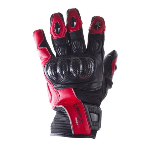 Viper Viera Gloves | Black | Red