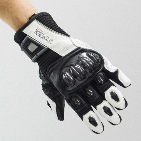 Viper Viera Gloves | Black | White