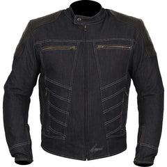 Weise Fury Denim Jacket | Dark Blue