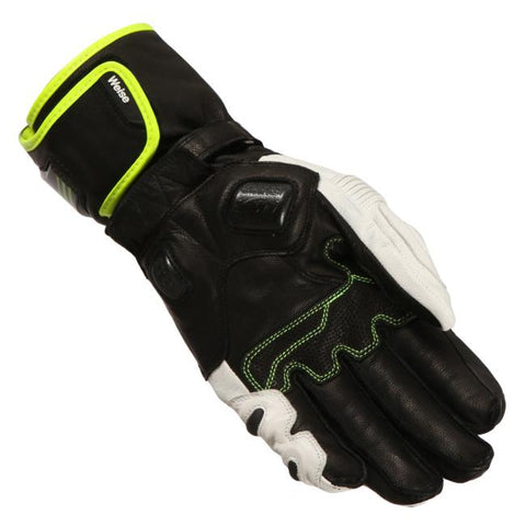 Weise Lancer Gloves | White