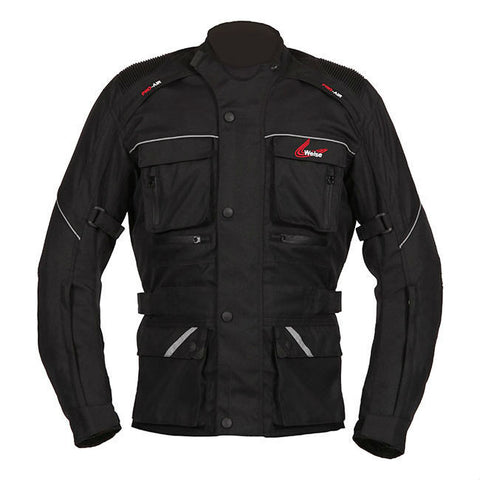 Weise Zurich Jacket | Black