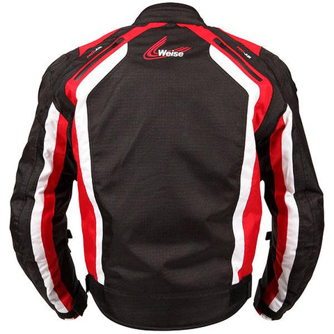 Weise Corsa Jacket | Black | Red