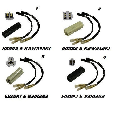 Indicator Connector Leads/Adapters