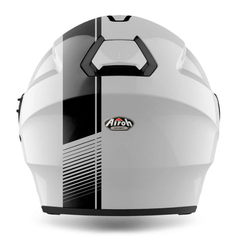 Airoh Hunter Urban Helmet - Gloss White