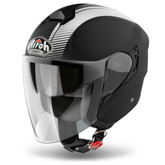Airoh Hunter Urban Helmet - Matt Black