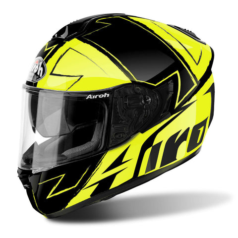 Airoh ST 701 Helmet Way - Gloss Yellow