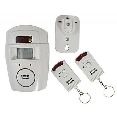 Garage Guard Alarm System