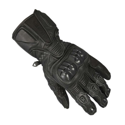 ARMR Moto S235 Leather Gloves | Black