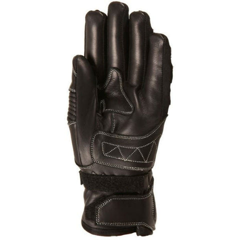 Buffalo Bambino Kids Gloves | Black