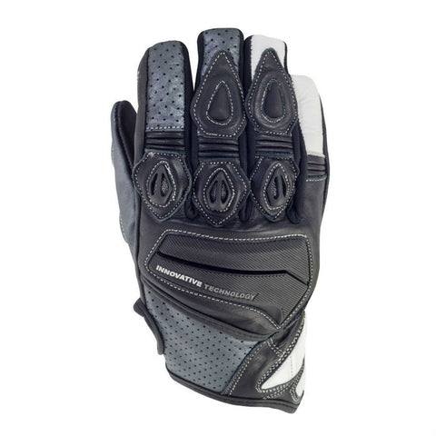 BikeIt Trigger Summer Glove | Black | Grey