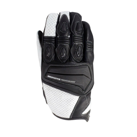 BikeIt Trigger Summer Glove | Black | White