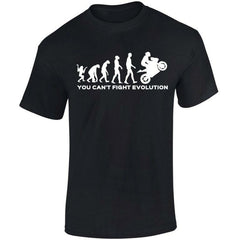 Bikers Evolution T-Shirt - Mens