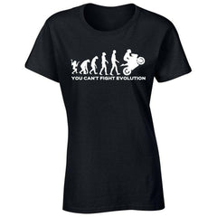 Bikers Evolution T-Shirt - Womens