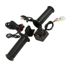 BikeTek Temperature Adjustable Heated Grips