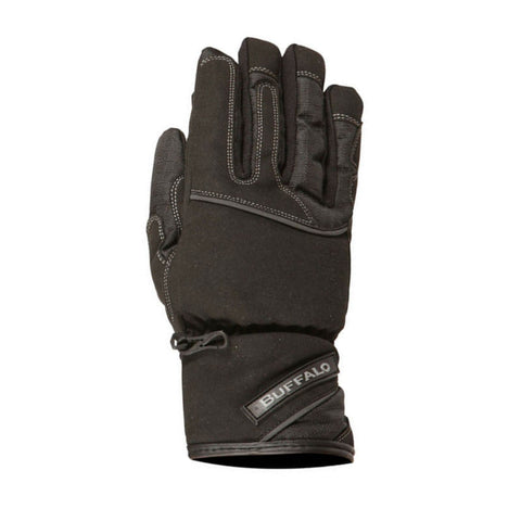 Buffalo Jade Ladies Gloves | Black