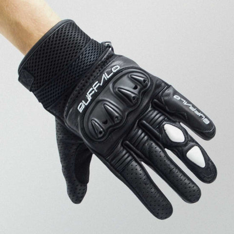 Buffalo Ostro Gloves | Black