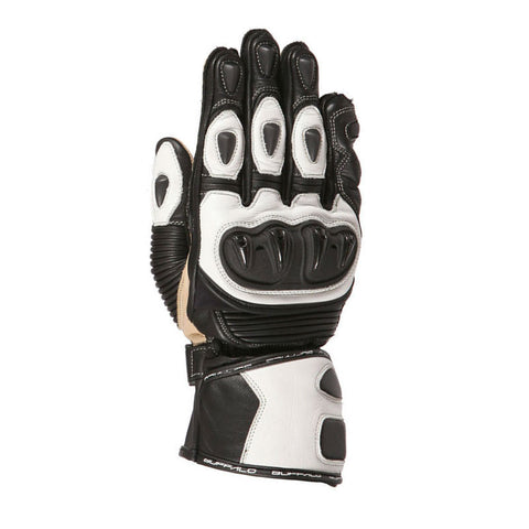 Buffalo Proton Gloves | Black | White