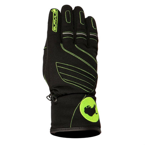 Buffalo Siena Ladies Gloves | Black | Neon