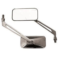 BikeIt 'Runner' Custom Chrome Mirrors