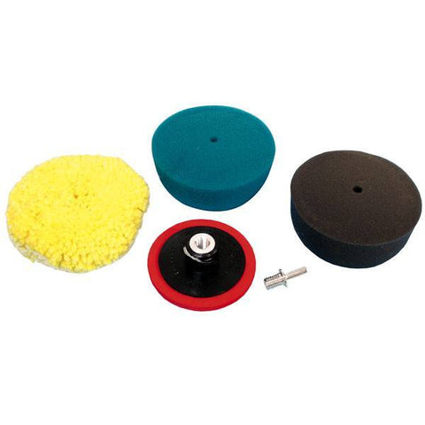 Polishing & Buffing Kit