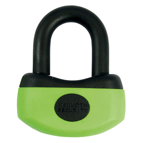 Mammoth Mini U-Disc Lock