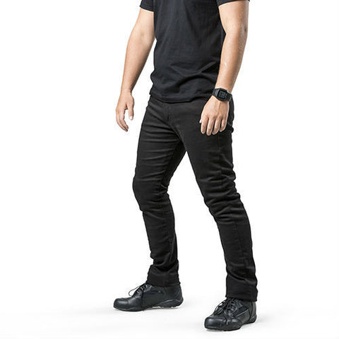 Draggin Twista Kevlar Jeans - Black