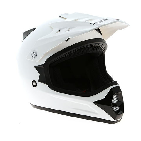 Duchinni D301 Kids Helmet - White
