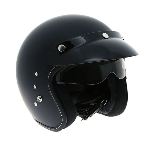 Duchinni D501 Helmet - Matt Black