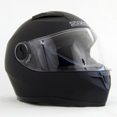 Duchinni D705 Helmet - Matt Black
