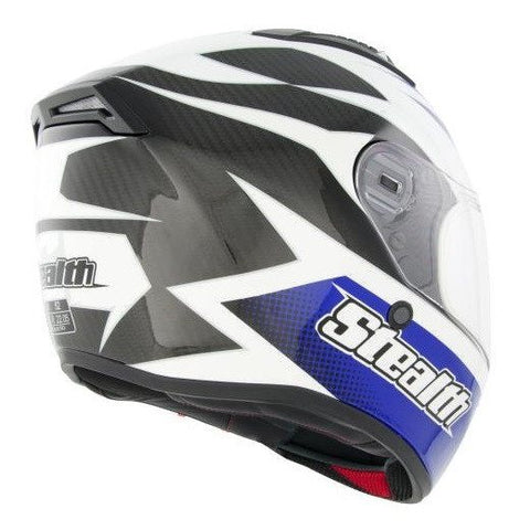 Stealth Carbon Kevlar GP Replica HD117-Blue