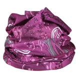 Gear Gremlin Bandana Paisely | Purple