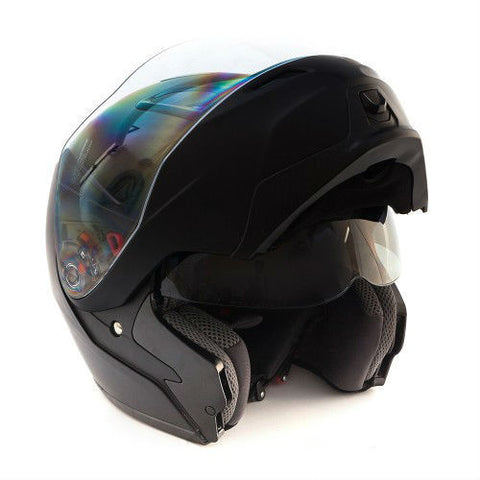 GSB Flip Up G-339 Helmet - Matt Black