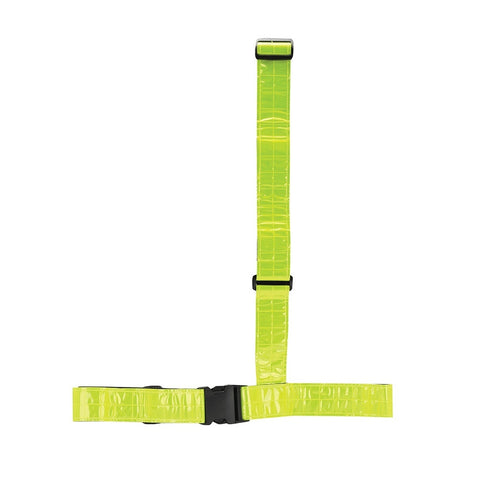 Sam Browne Reflective Belt
