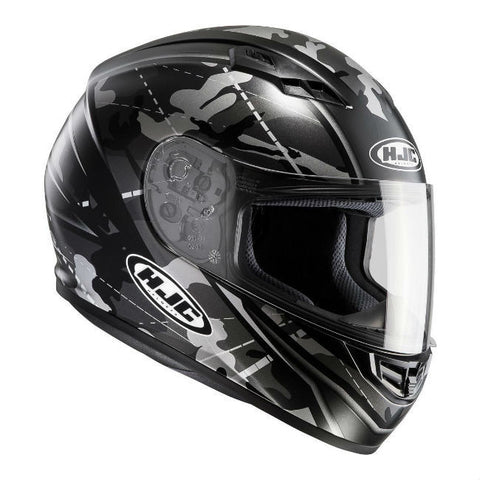 HJC CS-15 Songtan Helmet - Black | Grey