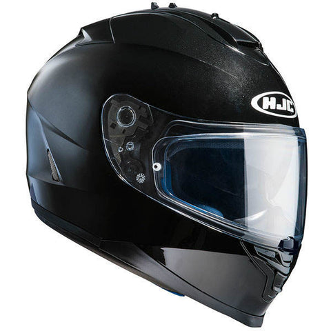 HJC IS-17 Helmet - Gloss Black