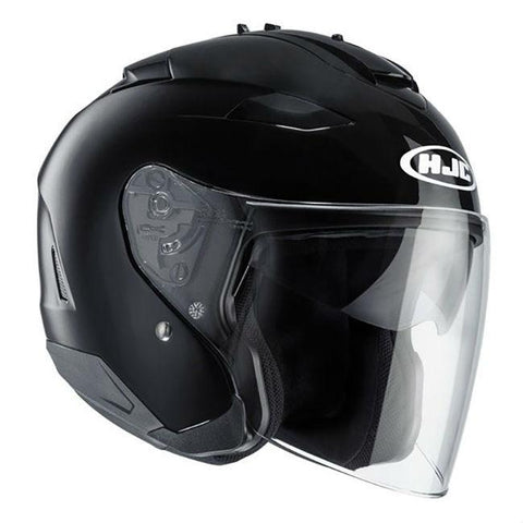HJC IS-33 II Helmet - Gloss Black