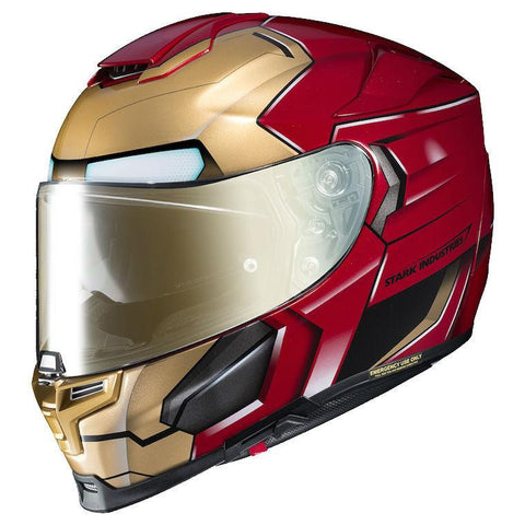 HJC RPHA 70 Marvel Helmet - Iron Man Homecoming