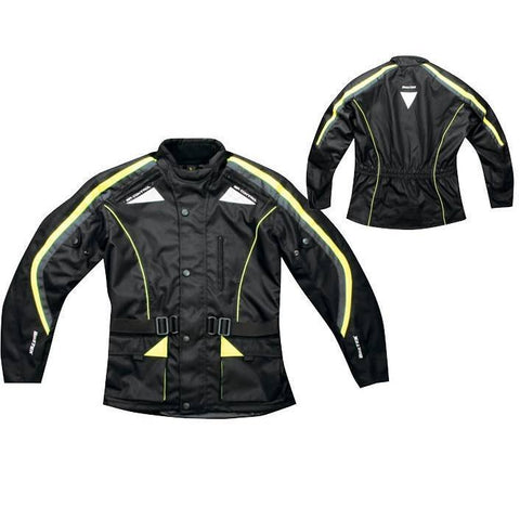 BikeTek Men's CHALLENGER Road Jacket