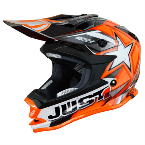 JUST1 J32 Kids Helmet - Orange