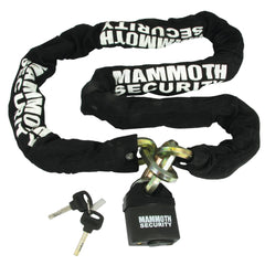 Mammoth 12mm Hexagon Lock & Chain