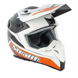 Off-Road Helmets - Stealth Kevlar GP Replica HD210-Orange