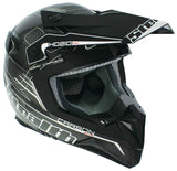 Off-Road Helmets - Stealth Pro Carbon Kevlar HD210 - Ice White