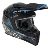 Off-Road Helmets - Stealth Pro Carbon Kevlar HD210 - Sonic Blue