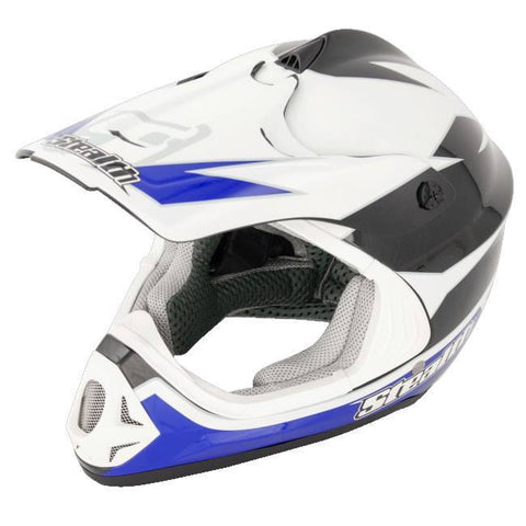 Stealth Youth GP Replica HD204 Helmet -Blue