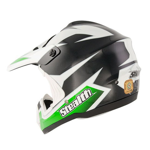 Stealth Youth GP Replica HD204 Helmet -Green