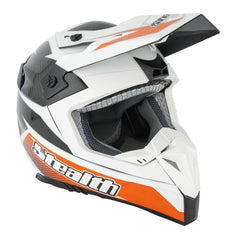 Stealth Youth GP Replica HD204 Helmet -Orange