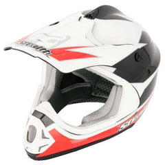 Stealth Youth GP Replica HD204 Helmet -Red