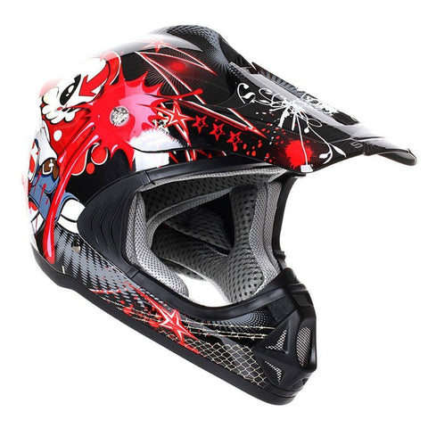 Stealth Youth GP Replica HD204 Helmet -TAGG