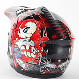 Off-Road Helmets - Stealth Youth GP Replica HD204-TAGG